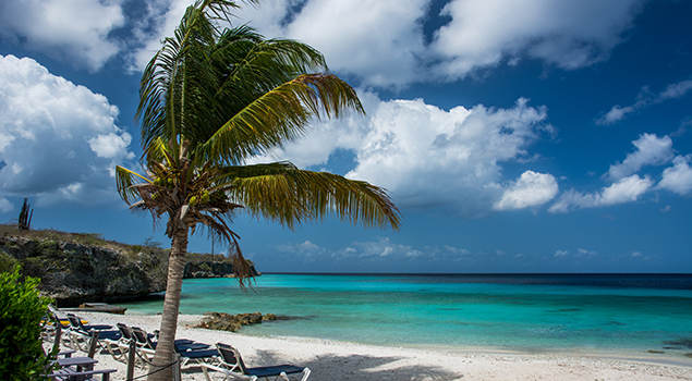 Mooiste stranden Curaçao - Playa Porto Marie