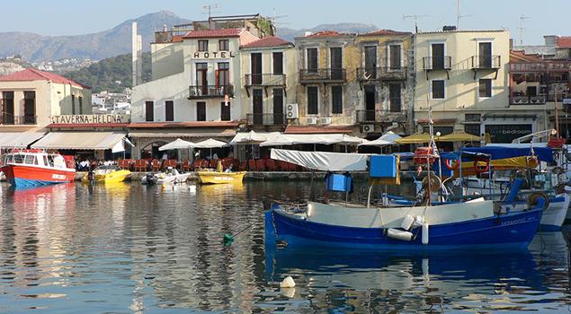 Bezienswaardigheden Kreta - Rethymnon