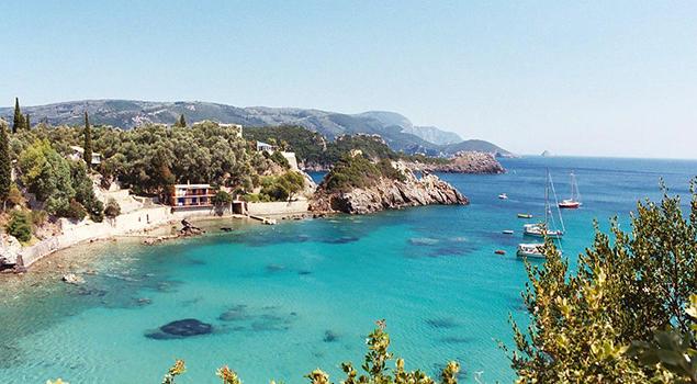 Huwelijksreis Griekenland - Corfu