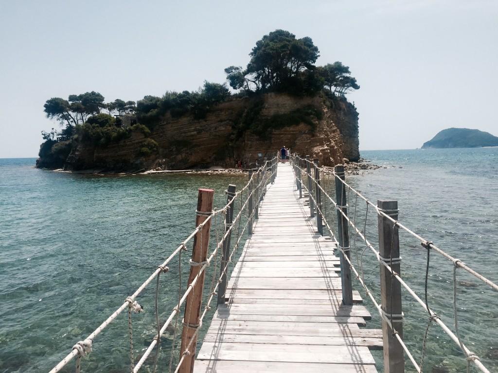 Agios Sostis - island 2