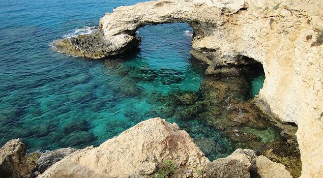 Bezienswaardigheden op Cyprus - Agia Napa