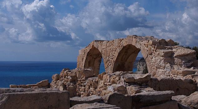 Bezienswaardigheden op Cyprus - Kourion