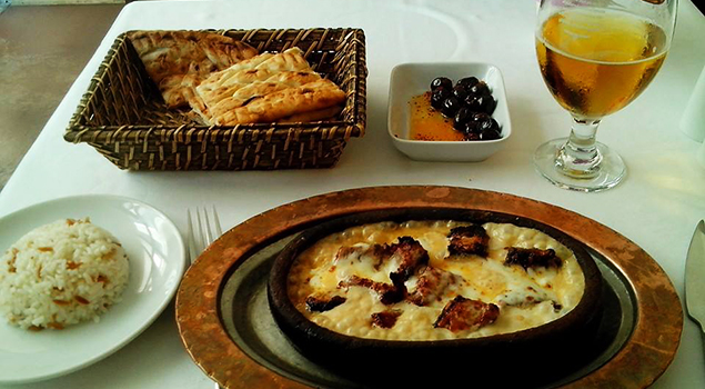 Restaurants in Istanbul - Old Ottoman Cafe & Restaurant