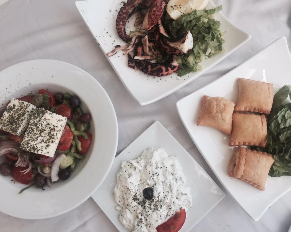 Onze Griekse favorieten bij restaurants Syrtake