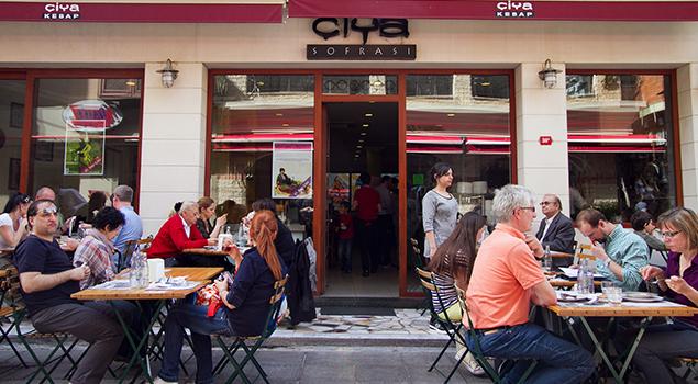 Restaurants in Istanbul - Ciya Sofrasi