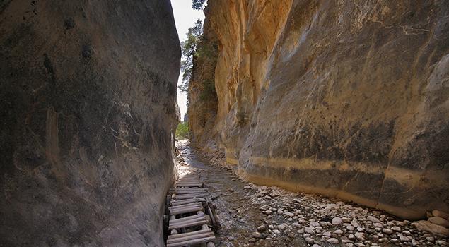 Samaria Kloof - Wandelen op Kreta