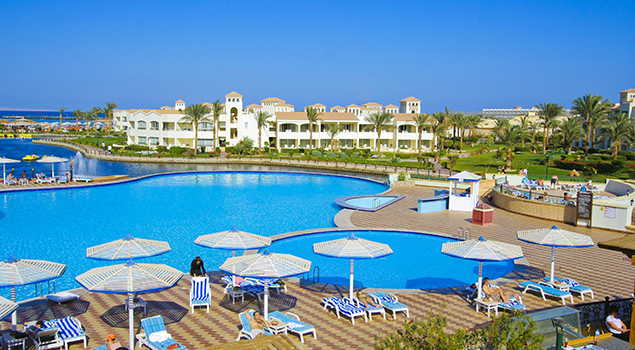Winterzon in Egypte - Dana Beach Resort