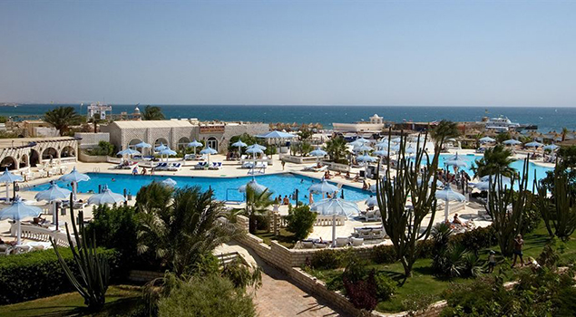Winterzon in Egypte - Dessole Aladdin Beach