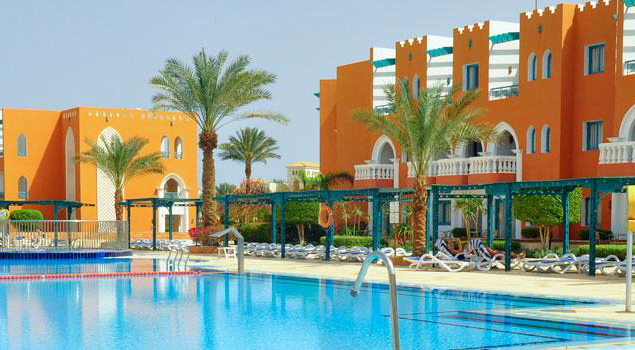 Winterzon in Egypte - Sunrise Select Garden Beach