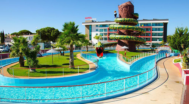 Hotels Algarve - Aquashow Park in Vilamoura