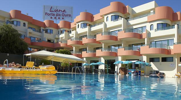 Hotels Algarve - Luna Forte Da Oura in Albufeira