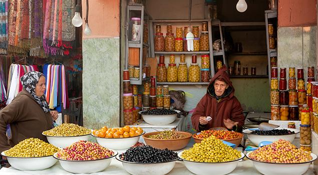 Bezienswaardigheden Marrakech