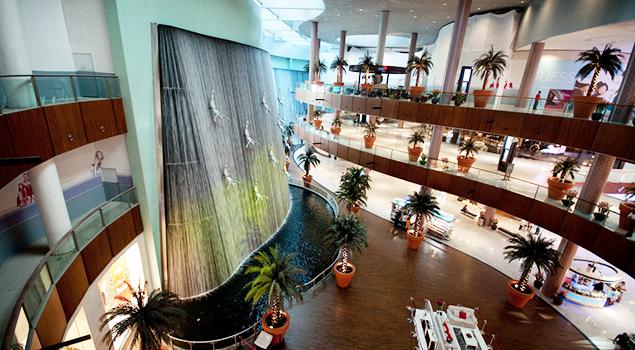 Shoppen in Dubai - Dubai Mall