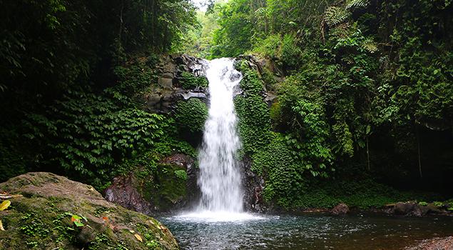 Gitgit Waterval - Bezienswaardigheden Bali