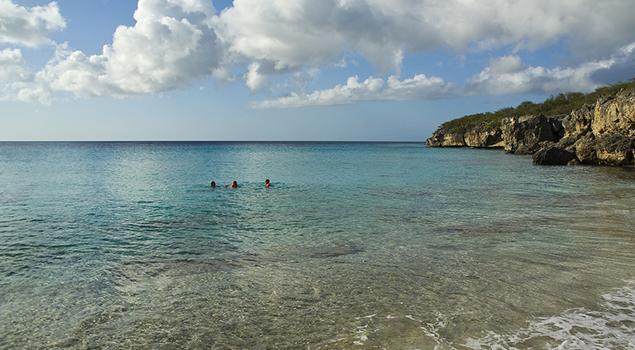 Duiken en snorkelen Curacao - Kleine Knip