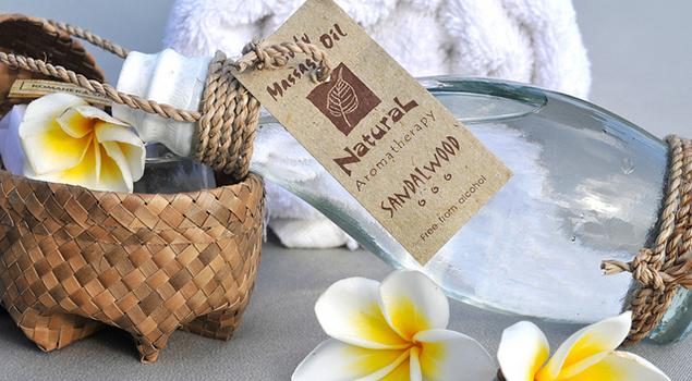 Highlights Bali - Massage op Bali