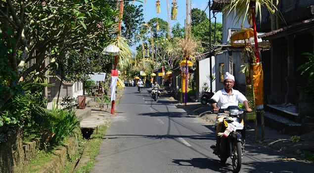 Highlights Bali - Downtown Ubud