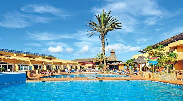 Arena Hotel - Winterzon Canarische Eilanden