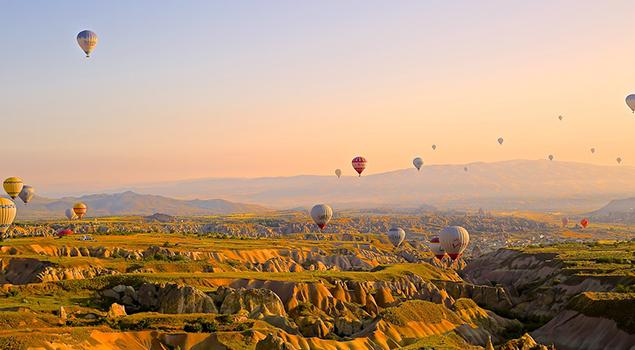 Turkije - Leukste vakantiebestemmingen van Europa