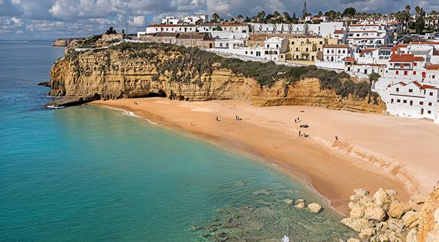 Mooie vakantiebestemmingen in Europa - Carvoeiro
