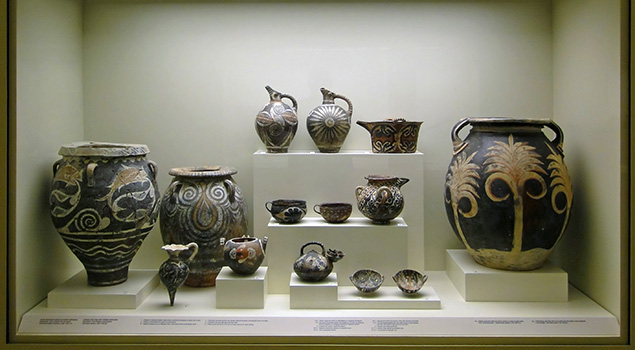 Weetjes over Griekenland - Heraklion Archaeological Museum