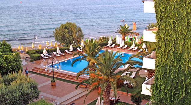Vasia Hotels Zephyros Beach Boutique