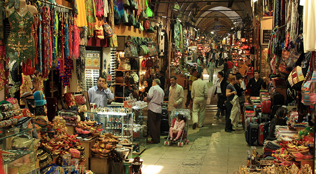 Grand Bazaar in Istanbul - Weetjes over Turkije