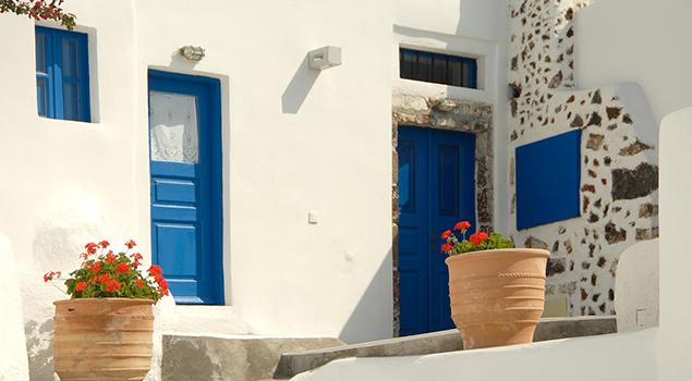 Weetjes over Griekenland - Griekse woning