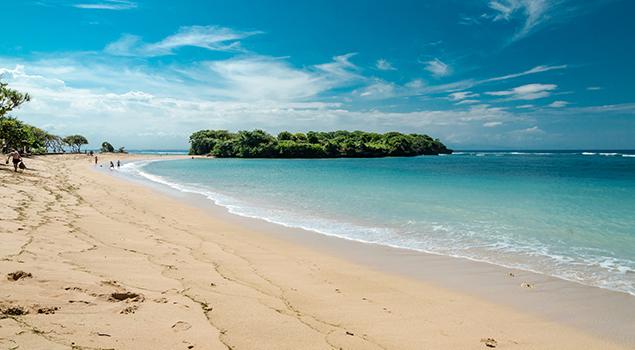 Bali - Mooi weer in oktober