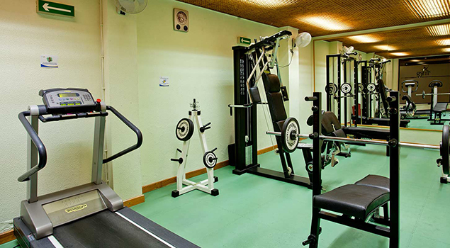 Oura Praia - Sportschool