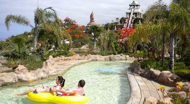 Siam Park - Wat te doen op Tenerife