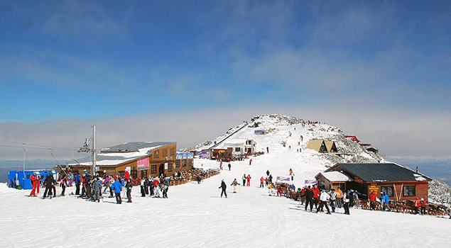 Wintersport Bulgarije