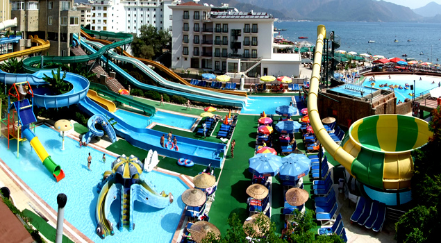 Marmaris Atlantis Waterpark - Wat te doen in Marmaris?