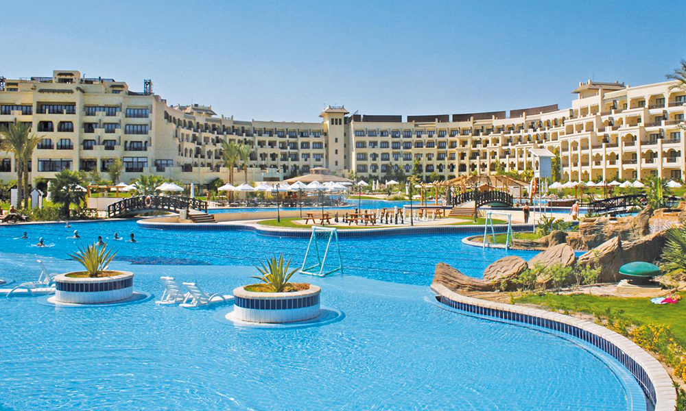 Winterzon Egypte