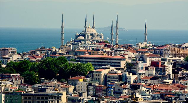Wat te doen in Istanbul - Blauwe Moskee