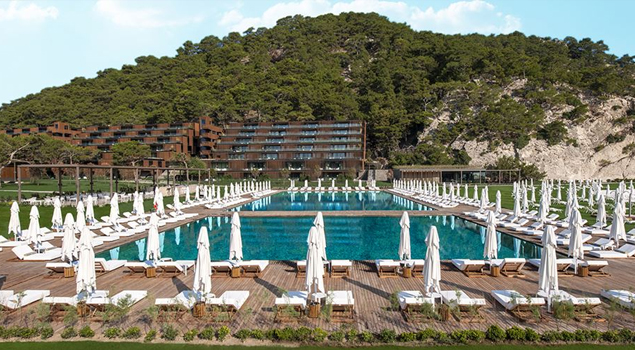 top 10 resorts turkije