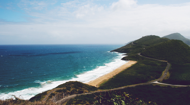 Rotsen op de Canarische Eilanden