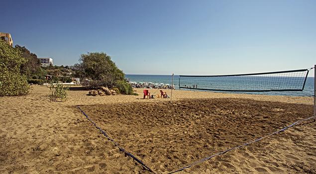 Beach Volleybal bij Club Eloro