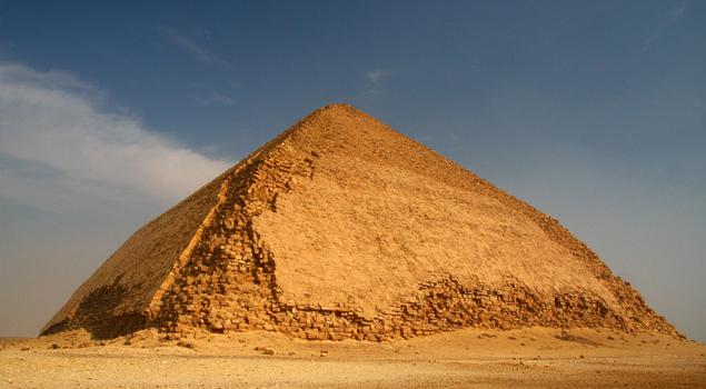 Piramides van Dasjoer