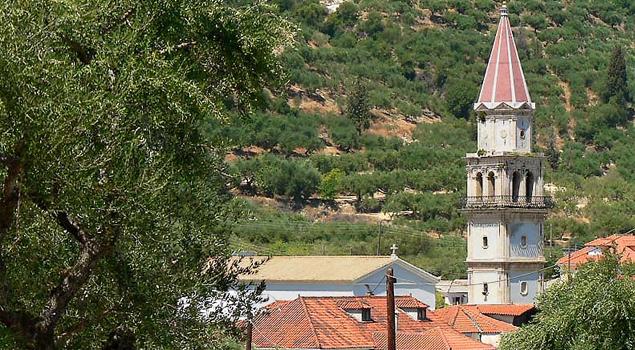 Agia Mavra op Zakynthos