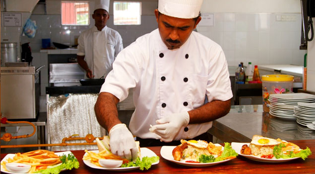 Chef bij Paradise Holiday Village