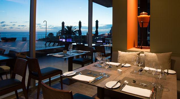 Restaurant bij Savoy Madeira
