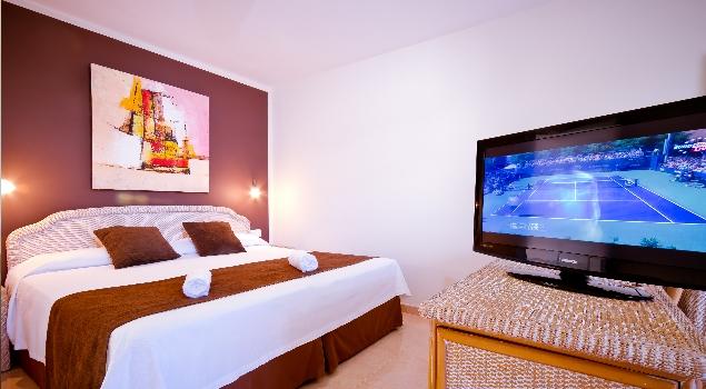 Hotel Arena kamer