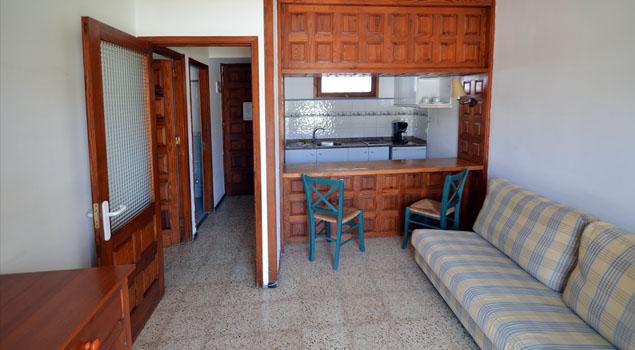 Appartement bij Los Nardos