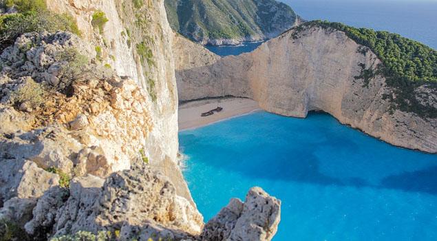 Navagio Mooiste Stranden van Zakynthos