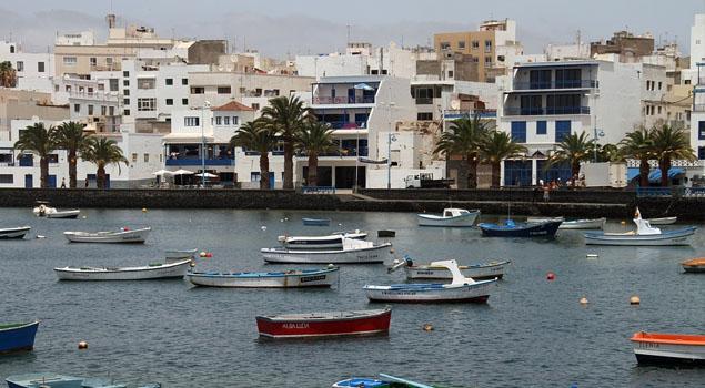 Boottocht op Lanzarote