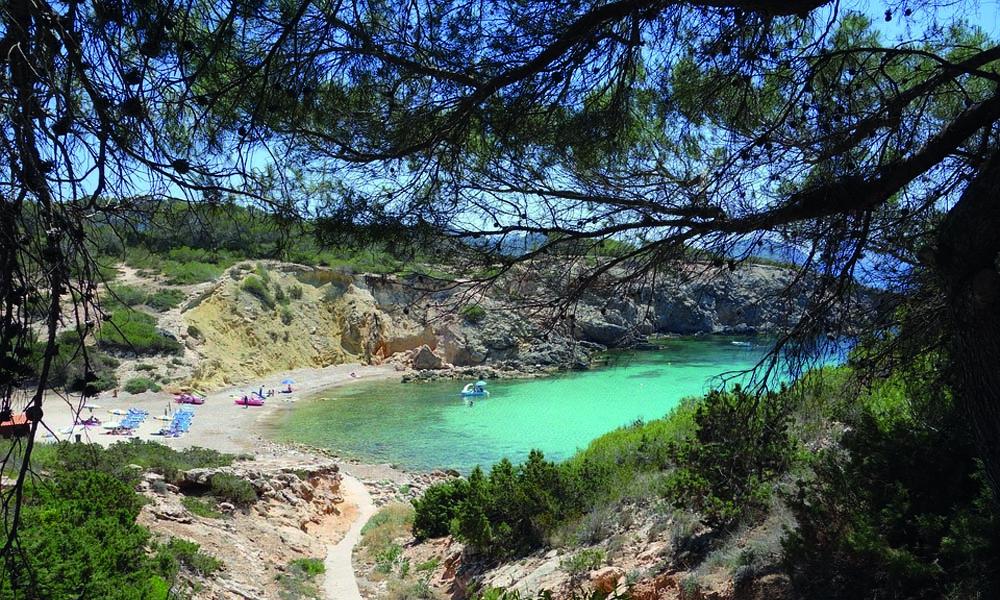 Doen op Ibiza