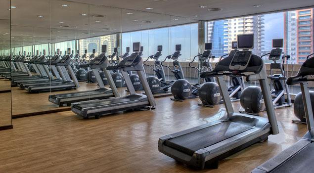 Fitness bij Yassat Gloria
