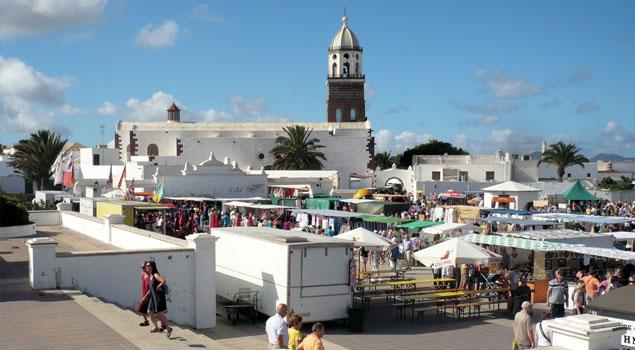 Markt van Teguise