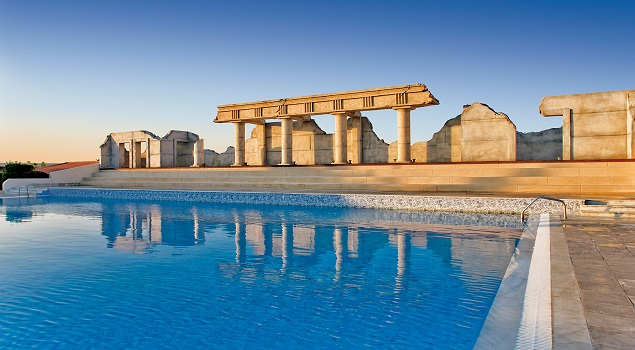 Zwembad Kipriotis Village
